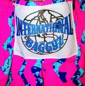 INTERNATIONAL BAGGYZ